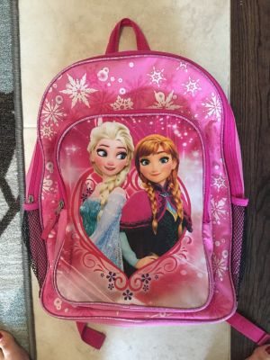 Frozen backpack full size