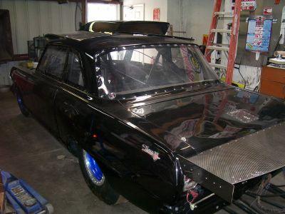 1964 chevy 2 s/gas brackets