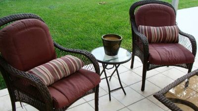 5 Pc Patio Furniture Set - Better Homes and Gardens