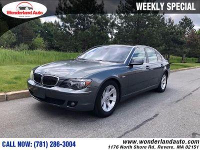 2006 BMW 7-Series 750Li (Gray)