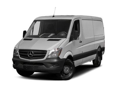 2017 Mercedes-Benz Sprinter 2500 Cargo 144 WB (Arctic White)