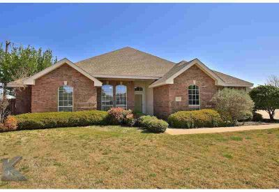 4010 Cougar Way ABILENE, beautiful Four BR Two BA south
