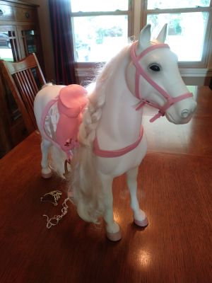 """20"""" My Generation horse for 18"""" dolls"""