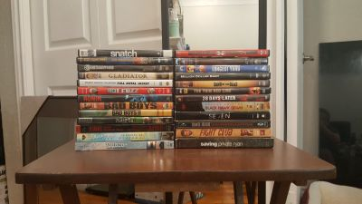 DVD Lot - 25 for 10$