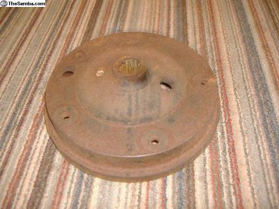 VW Bug rear brake drum 5 bolt 65 - 58 yr