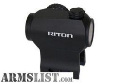 For Sale: Riton USA Red Dot