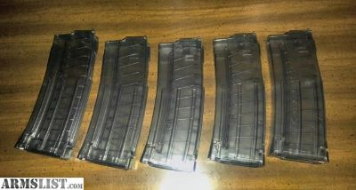 For Sale: Pre-ban Ram-Line 30rd Multi-mags!Fits: M-16,AR15,AR180,Mini-14