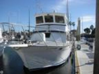 1972 Luhrs 38 Flybridge Sedan