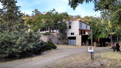 FSBO Prime Wood Canyon location in Old Bisbee