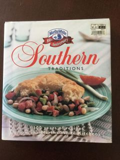 Martha White Southern Traditions Cookbook