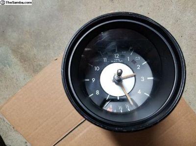 Used,oem Ghia clock/fuel gauge
