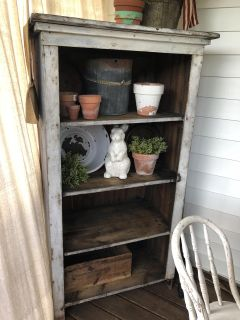 Old cupboard