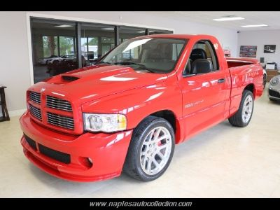 2005 Dodge Ram 1500 SRT-10 (Flame Red Clearcoat)