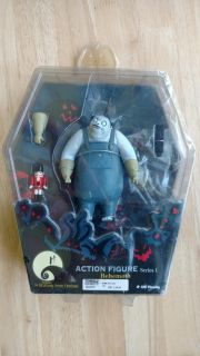 The Nightmare Before Christmas Behemont action figure