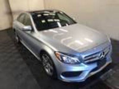 2016 MERCEDES-BENZ C-Class with 32455 miles!