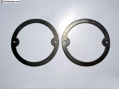 Type 3 & Ghia Bullet Lens Base Seals