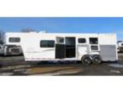 2019 Trails West Sierra 10x15 Living Quarters 3 horses