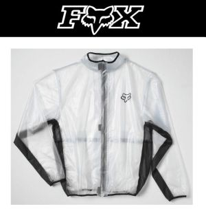 Buy Fox MX Fluid Clear Jacket ATV MX Motocross Dirtbike Racing 2013 Offroad motorcycle in Ashton, Illinois, US, for US $34.20