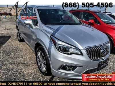 2017 Buick Envision AWD 4dr Essence (SILVER)