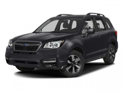 2018 Subaru Forester 2.5i Premium (Dark Gray Metallic)