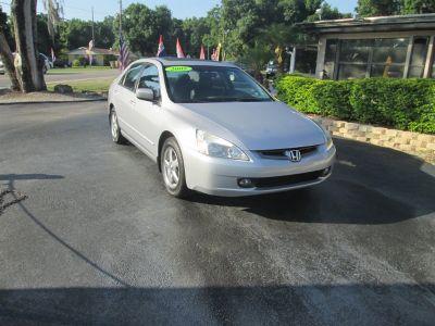 2005 Honda Accord EX (Silver)