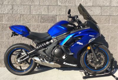 2013 Kawasaki Ninja 650 Sport Motorcycles Goshen, NY