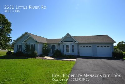 Gorgeous move-in-ready home on 2.29 acres in Haymarket!