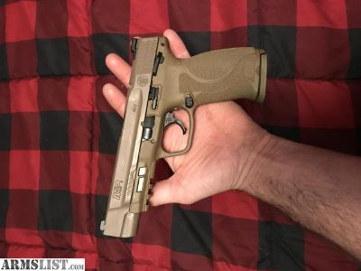 For Sale/Trade: M&P 2.0 9mm