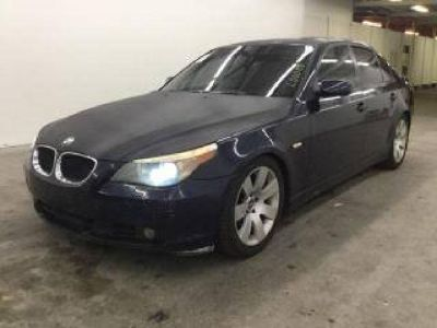 2004 BMW 530i....RUNS GREAT, NICE LEATHER INTERIOR