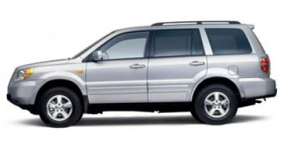 2006 Honda Pilot EX (Sage Brush Pearl)