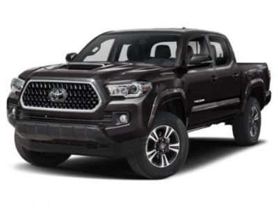 2019 Toyota Tacoma TRD Sport (Midnight Black Metallic)