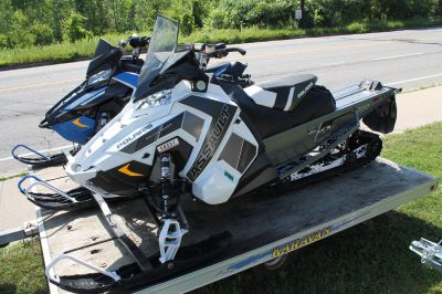 2018 Polaris 800 Switchback Assault 144 SnowCheck Select Trail Sport Snowmobiles Adams, MA