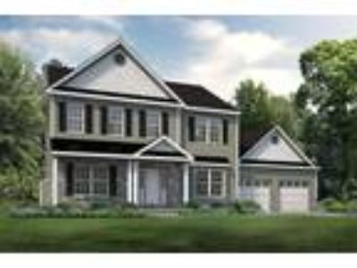 The Meridian Farmhouse by Tuskes Homes - Infill: Plan to be Built