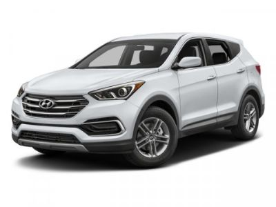 2017 Hyundai Santa Fe Sport 2.4L (Orange)