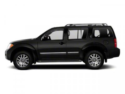 2012 Nissan Pathfinder S (Super Black)