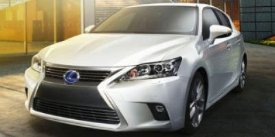 2015 Lexus CT 200h Base (Obsidian)