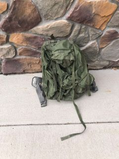 Old army ALICE pack