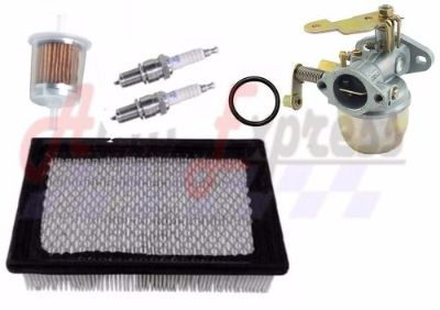 Buy EZGO Pre Medalist Gas Golf Cart 91-94 Tune Up Kit Carburetor Air Filter Spark motorcycle in Lapeer, Michigan, United States, for US $62.01