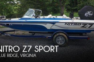 2015 Nitro Z7 Sport
