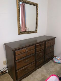 Dresser - price as listed OBO