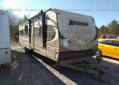 2014 AVENGER TRAVEL TRAILER