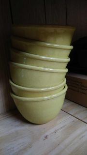 Mixing bowl set. Vintage. Firm