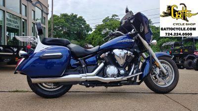 2013 Yamaha Motor Corp., USA V Star 1300 Deluxe Cruiser Motorcycles Tarentum, PA