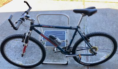 Mongoose mountain bicycle