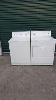 KENMORE washer & dryer (free delivery) credit card accepted