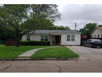 3 Bed 1 Bath Preforeclosure Property in Waco, TX 76708 - Fadal Ave