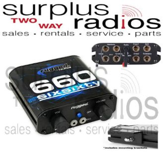Find New Rugged RRP660 Expandable 2-4 Place Intercom motorcycle in Santa Ana, California, United States, for US $374.95