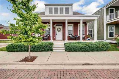 3269 Camp Street SAINT CHARLES Five BR, gorgeous 1.5 sty on