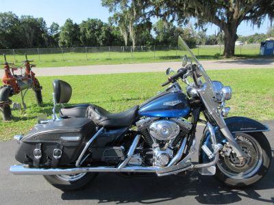 2004 Harley-Davidson Road King (Blue (Light))
