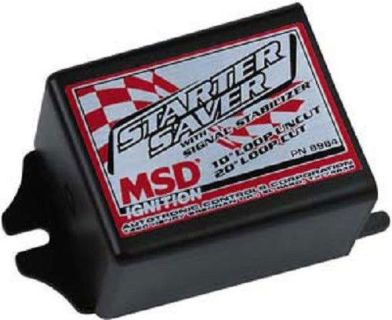 Sell MSD8984 Starter Saver with Signal Stabilizer motorcycle in Granger, Texas, United States, for US $129.99